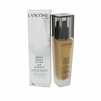 Lancome Teint Idole Ultra 24H Wear & Comfort Foundation SPF 15 - # 450 Suede N (US Version)  30ml/1oz
