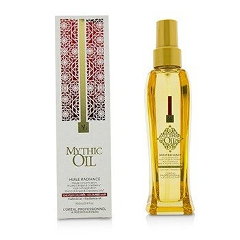 歐萊雅 Professionnel Mythic Oil Radiance Oil with Argan & Cranberry Oil  100ml/3.4oz