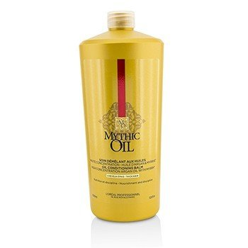 L'Oreal Professionnel Mythic Oil Oil Conditioning Balm (Thick Hair)  1000ml/33.8oz
