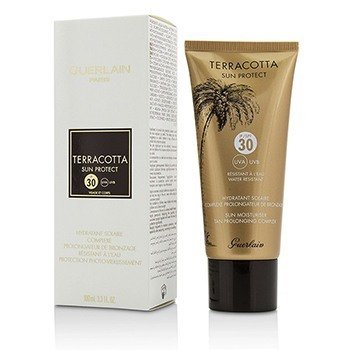 Guerlain Terracotta Sun Protect Sun Moisturiser Tan Prolonging Complex SPF30  100ml/3.3oz