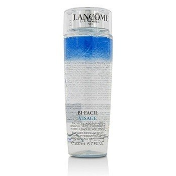 Lancome Bi Facil Visage Bi-Phased Micellar Water Face Makeup Remover & Cleanser  200ml/6.7oz