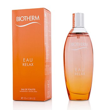 Biotherm Eau Relax Eau De Toilette Spray  100ml/3.38oz