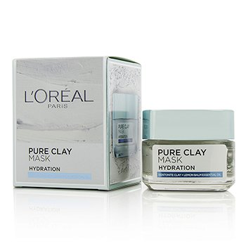 L'Oreal ماسك مرطب Pure Clay  50g/1.7oz