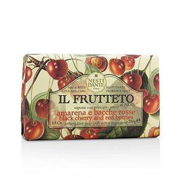 Nesti Dante Il Frutteto Jabón Antioxidante - Black Cherry & Red Berries  250g/8.8oz