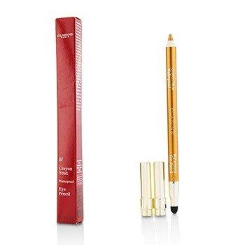 Clarins Waterproof Eye Pencil - # 07 Copper  1.2g/0.04oz