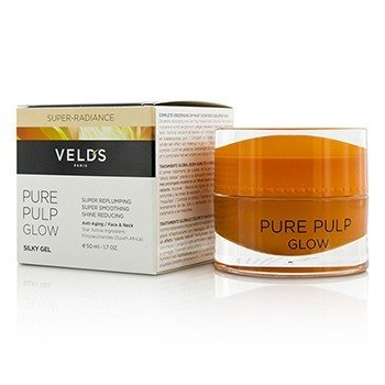 苇芝  Pure Pulp Glow Silky Gel For a Tailored Healthy Glow  50ml/1.7oz