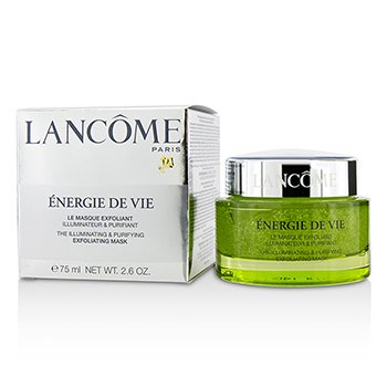 Lancome Energie De Vie The Illuminating & Purifying Exfoliating Mask  75ml/2.6oz
