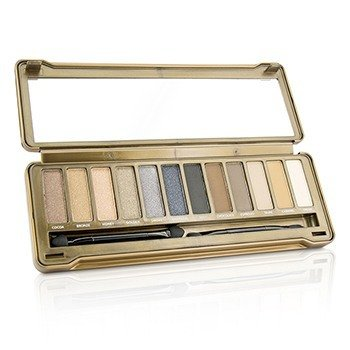 BYS Eyeshadow Palette (12x Eyeshadow, 2x Applicator) - Nude 3  12g/0.42oz