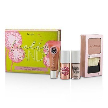 Benefit Feelin' Dandy Perk Me Up Lip & Cheek Kit  5pcs