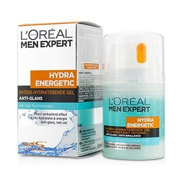 L'Oreal Men Expert Hydra Energetic Intensive Hydrating Gel  50ml/1.7oz