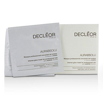 Decleor Decleor Aurabsolu Intense Glow Mask - Salon Product  5x29.9g/ 1.05oz