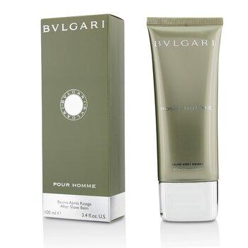 Bvlgari Pour Homme After Shave Balm - Balsem Setelah Bercukur  100ml/3.4oz