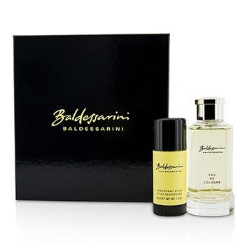Baldessarini Baldessarini Coffret: Eau De Cologne Spray 75ml/2.5oz + Desodorante en Barra 40ml/1.4oz  2pcs