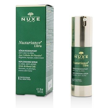 黎可詩 Nuxuriance Ultra Global Anti-Aging Replenishing Serum - All Skin Types  30ml/1oz