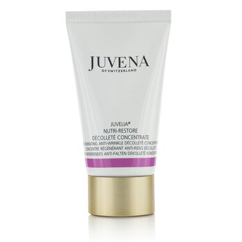 Juvena Juvelia Nutri-Restore Regenerating Anti-Wrinkle Decollete Concentrate - All Skin Types  75ml/2.5oz
