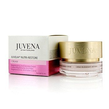 Juvena Juvelia Nutri-Restore Regenerating Anti-Wrinkle Cream - Normal To Dry Skin  50ml/1.7oz