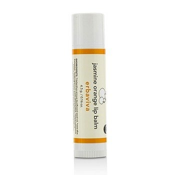 Erbaviva Jasmine Orange Lip Balm  4.5g/0.16oz