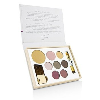 Jane Iredale Kit Muestra de Color - Medium Dark