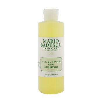 Mario Badescu All Purpose Egg Shampoo (For All Hair Types)  236ml/8oz