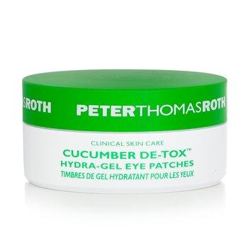 פיטר תומס רות' Cucumber De-Tox Hydra-Gel Eye Patches רפידות ג'ל לעיניים  30 Pairs