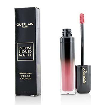 Guerlain Intense Color de Labios Aterciopelado Líquido Cremoso Mate - # M65 Tempting Rose  7ml/0.23oz