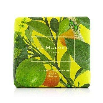 ג'ו מלון Lime Basil & Mandarin Bath Soap  100g/3.5oz