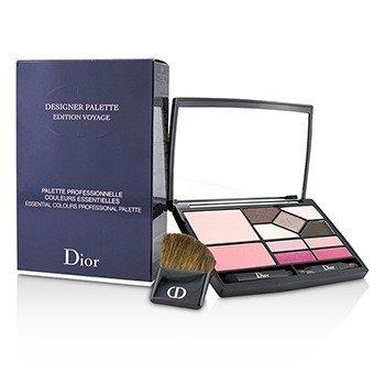 Christian Dior Paleta de Diseñador Edición Voyage (Harmony Rose)  17.7g/0.59oz