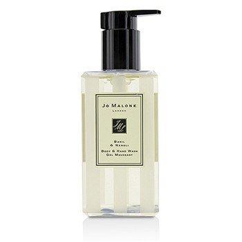 ג'ו מלון Basil & Neroli Body & Hand Wash  250ml/8.5oz