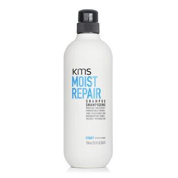 KMS California Szampon do włosów Moist Repair Shampoo (Moisture and Repair)  750ml/25.3oz