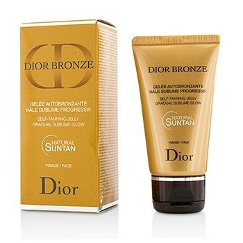 Christian Dior Dior Bronze Self-Tanning Jelly Gradual Sublime Glow Face  50ml/1.7oz