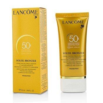 Lancome Soleil Bronzer Smoothing & Refreshing Protective Cream SPF50  50ml/1.69oz