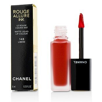 Chanel Rouge Allure Ink Matte Liquid Lip Colour - # 148 Libere  6ml/0.2oz