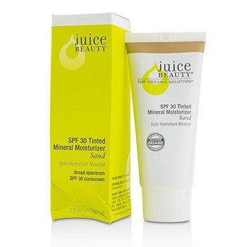 Juice Beauty SPF 30 Tinted Mineral Moisturizer - Sand (Box Slightly Damaged)  60ml/2oz