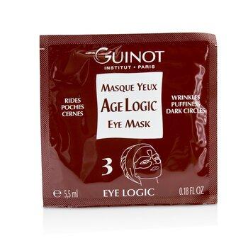 Guinot Masque Yeux Age Logic Eye Contour Mask  4x5.5ml/0.18oz