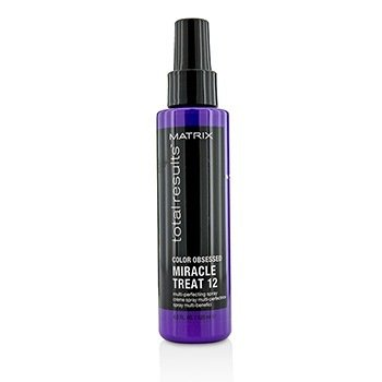Matrix Total Results Color Obsessed Miracle Treat 12 (Multi-Perfecting Spray)  125ml/4.2oz