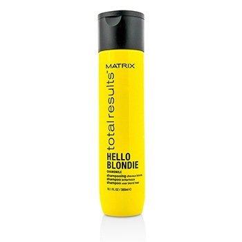 Matrix Total Results Hello Blondie Chamomile Shampoo (For Brillance)  300ml/10.1oz