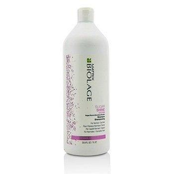Matrix Biolage Sugar Shine System Shampoo (For Normal/ Dull Hair)  1000ml/33.8oz