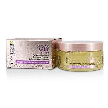 Matrix Biolage Sugar Shine System Polishing Hair Scrub  220g/7.6oz