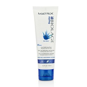 Matrix Biolage Styling Curl Defining Elixir (Alcohol-Free Curl Gel)  125ml/4.2oz