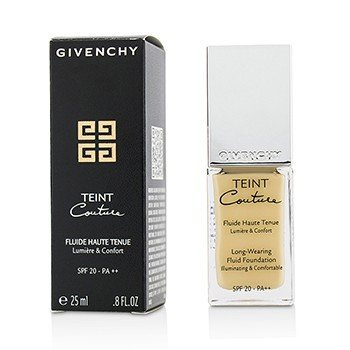 Givenchy Teint Couture Base Fluida de Larga Duración SPF20 - # 1 Elegant Porcelain  25ml/0.8oz