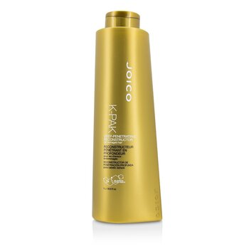 Joico K-Pak Deep-Penetrating Reconstructor - For Damaged Hair  1000ml/33.8oz