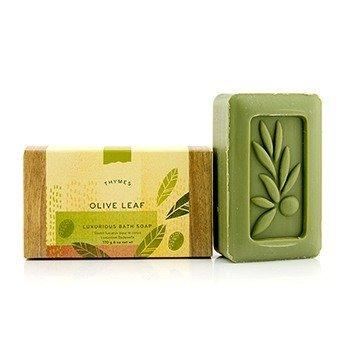 Thymes Olive Leaf Ylellinen Kylpysaippua  170g/6oz