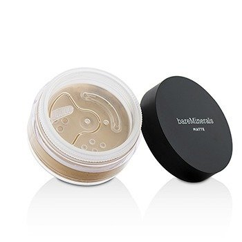 ベアミネラル BareMinerals Matte Foundation Broad Spectrum SPF15 - Light Beige  6g/0.21oz