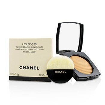 Chanel Les Beiges Healthy Glow Luminous Colour - # Medium Light  12g/0.42oz