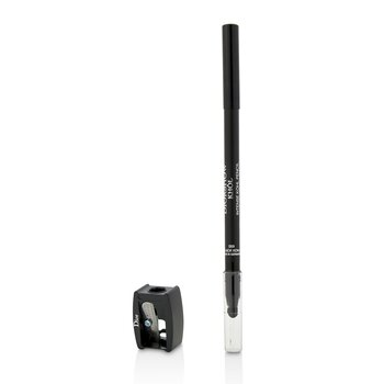 迪奧  Diorshow Khol Pencil Waterproof With Sharpener - # 099 Black Khol  1.4g/0.04oz