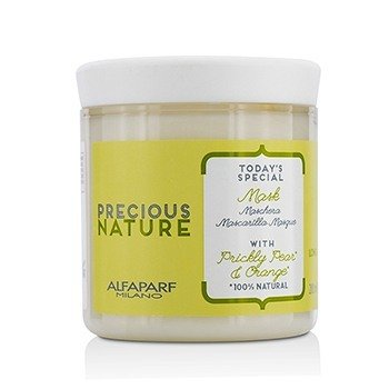 AlfaParf Precious Nature Today's Mascarilla Especial (Para Cabello Largo & Liso)  200ml/6.91oz