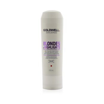 歌薇  Dual Senses Blondes & Highlights Anti-Yellow Conditioner (Luminosity For Blonde Hair)  200ml/6.8oz