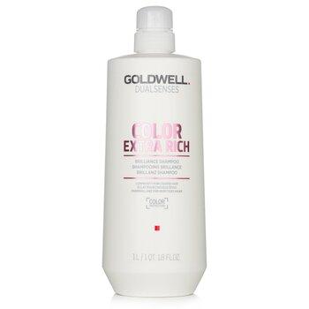 歌薇  Dual Senses Color Extra Rich Brilliance Shampoo (Luminosity For Coarse Hair)  1000ml/33.8oz