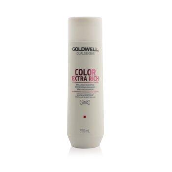 歌薇  Dual Senses Color Extra Rich Brilliance Shampoo (Luminosity For Coarse Hair)  250ml/8.4oz