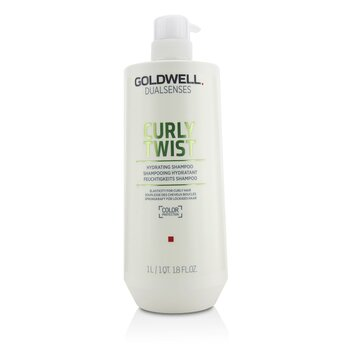 Goldwell Dual Senses Curly Twist Hydrating Shampoo (Elasticity For Curly Hair)  1000ml/33.8oz